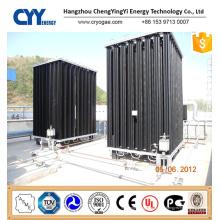 Alta calidad y bajo precio Cyylc66 L sistema de llenado de CNG