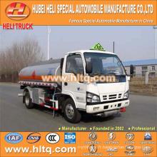 Japon technologie 4X2 98hp 4CBM camion citerne liquide chimique à vendre, usine de fabrication de Chine