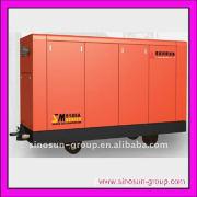 explosion protection screw air compressor for underground mi