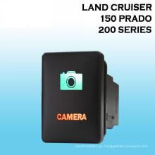 Interruptor de botón de luz LED de cámara / Toyota / Prado 150 / Landcruiser 200 / RAV4
