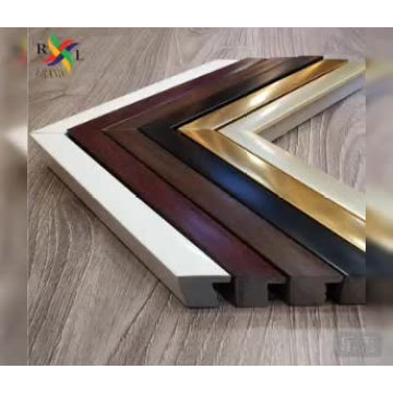 Factory price plastic PS frame moulding