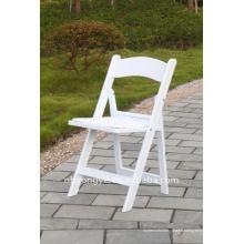 Chaise extérieure en résine PP