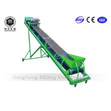 Transportador de Cinturón de Transporte Mineral para Alimentos / Minería / Industrial