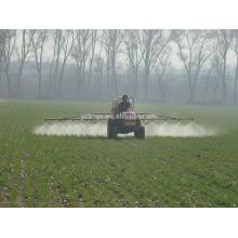El varillaje de 3 puntos de la granja montó el pulverizador agrícola de la pluma del tractor 800l