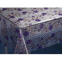 Roupa de mesa impressa em 3D com relevo