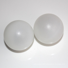 25mm pp hollow plastic ball hard plastic ball