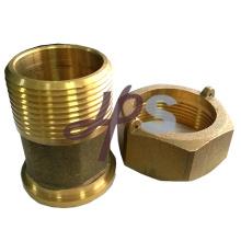Accesorios de medidor de agua de bronce de forja
