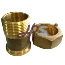 Forging brass water meter accessories