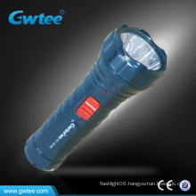 Rechargeable mini single led torch light
