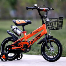 2016 Fábrica personalizada OEM brinquedo bicicleta bebê passeio bicicleta