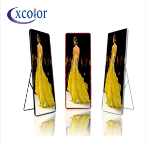 Poster Led Advertising Machine Video Panel