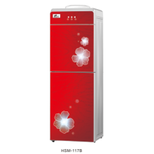 Vertical Type Glass Water Dispenser