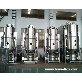 Fluid Bed Granulating Machinery