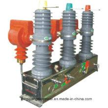 Disjoncteur à vide extérieur de 12 kv (ZW32)