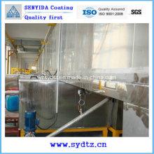 Machine de revêtement en poudre de haute qualité de l'équipement d'électrophorèse