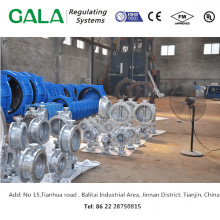 eccentric dn150 butterfly valve new products in china