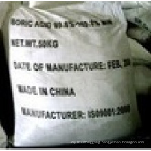 White Crystal Powder 99%Min Boric Acid for Reagent Grade