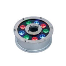 LED Underground RGB Light LED Waterproof Luz LED