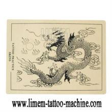 Peau de pratique de tatouage immitation de haute qualité