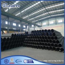 customized ssaw steel pipe with or without flanges(USB2-049)