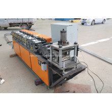 Galvanized sheet roller shutter door slat forming machine