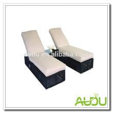 Audu Nice Modern Open Weave Sunbed Set