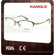 2017 neueste bunte Gläser Rahmen Acetat & Metall Combos Gläser