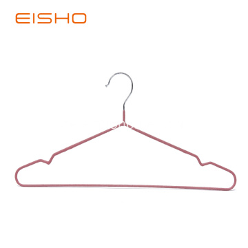EISHO Adult PVC Coated Drahtbügel