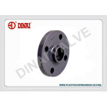 Pn16 Upvc Flange, Pipe And Fittings For Water Recycle And Treatment Application