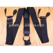 Women elastic suspenders belt with 3.5cm width