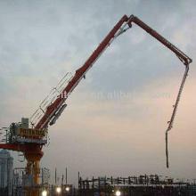 HG32 bomba de concreto hidráulica que coloca o crescimento