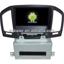 Android система в тире DVD-плеер автомобиля для Опель Инсигния/Бьюик Регал с GPS/Bluetooth/телевизор/3G/беспроводной