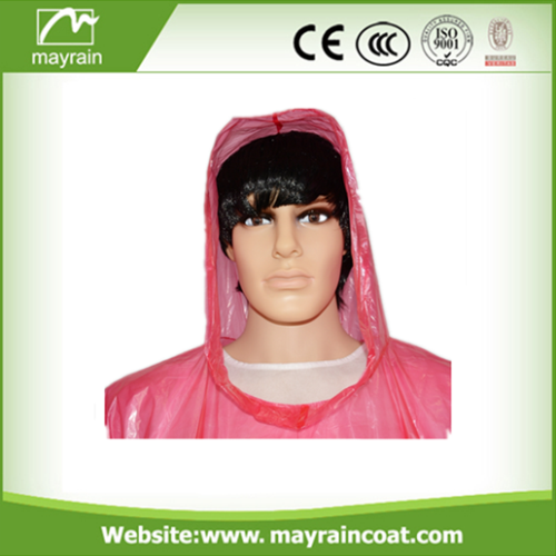 Rain Poncho in Ball