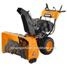 265CC/9HP Electrical start,2 stage,6 foward 2 reverse snow blower(LZST-P004)