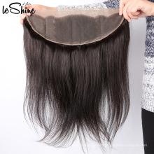 Jungfrau unverarbeitete indische Haarbündel mit Frontal Großhandel günstigen Preis