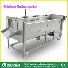 Potatoes Washing Machine, Peeling Machine Mstp-1000