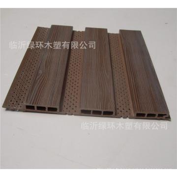 Panneau de matériau de construction WPC
