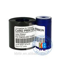 Совместимая лента для принтера удостоверений личности cd800 лента 535000-003 для серии cp