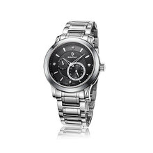 2016 Stainless Steel mechanical Men Sapphire Business Wrist Watch