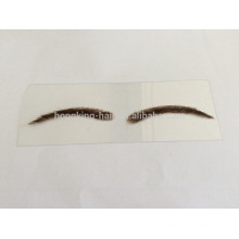popular human hair false eyebrow for sale