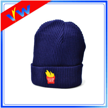 Varies Color Embroidered Logo Knitted Hat