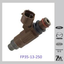 Denso Injetor de combustível automotivo bocal para MAZDA FML FP35-13-250