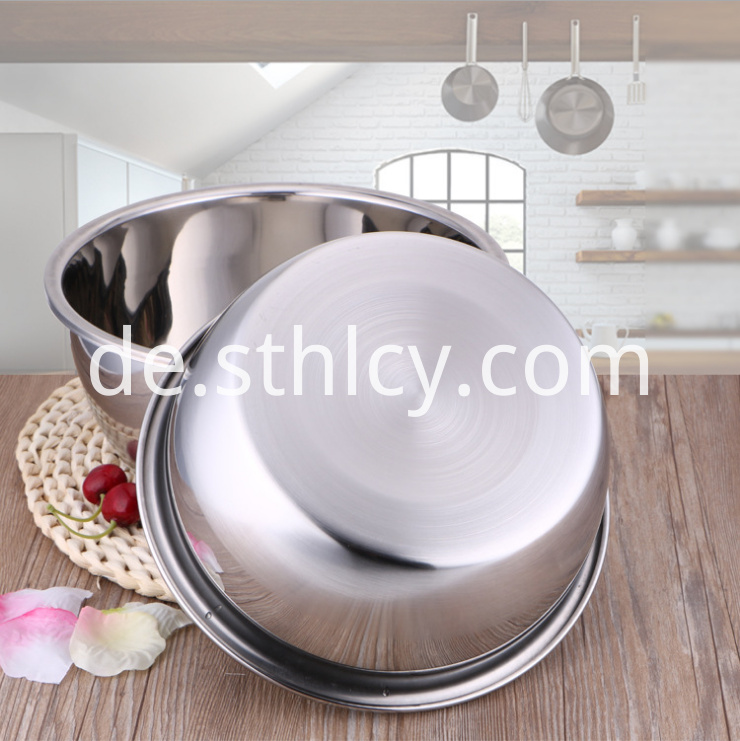 Stainless Steel Soup Basin1