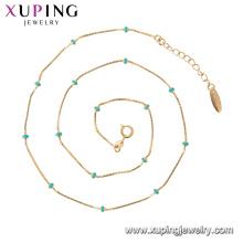 44826 Xuping ожерелья мода женщин ювелирные изделия из бисера ожерелья для женщин ювелирные изделия