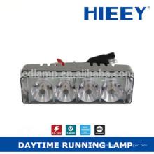 E-MARK LED Daytime Running Lamp para caminhão e reboque luz de condução impermeável IP67
