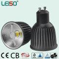 CRI Cct adapté aux besoins du client 6W GU10 Lampen avec l'approbation de TUV
