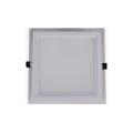 5W Square Glass Led Panel Light