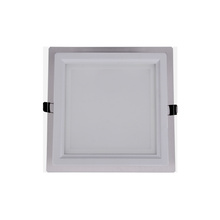 12W Square Glass Led Panel Light