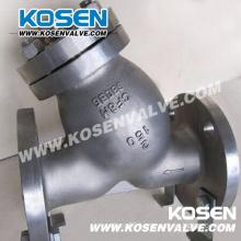 API/DIN Cast Steel Y Type Strainer