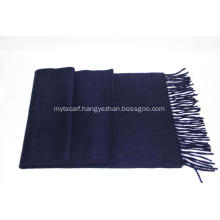 100% man's cashmere scarf for men